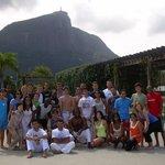 capoeira at Lagoa