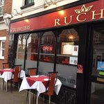 Best curry house in London
