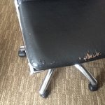 Falling apart desk chair