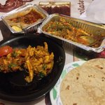 Another great authentic curry from London's best Curry house. 
