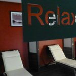 Fitness center - Relaxation room