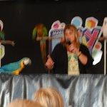 Evening show for children