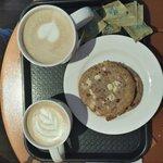 Cappuccino + Cookies