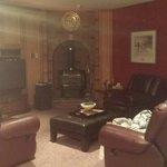 Rec room living room