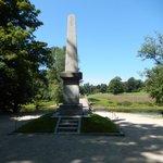 Concord Battle Monument at North Bridge 8/8/2014