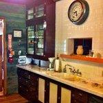 Common-area kitchen