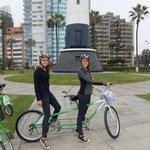 Tandem bike available
