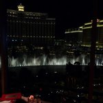 Remember : the best restaurants are in front of you, at the Bellagio for $100 less for four pers