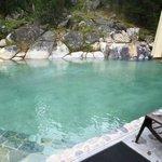 Lower pools
