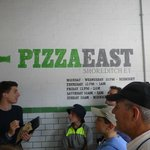 Had good pizza here!