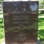 LBJ's Headstone