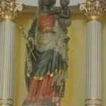 the Black Madonna on the tour