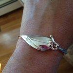 Willow leaf bracelet