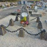 La tombe de Courbet