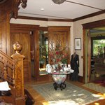 Foyer of Bed and Breakfast