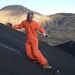 Cerro Negro Volcan Boarding