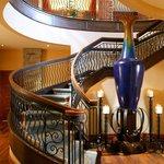 Escaliers lobby