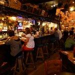 Bar at Handlebars.