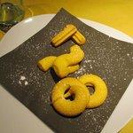 ベネチアのクッキー