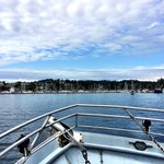 Approaching Friday Harbor