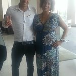 With Mostafa Ahmady of Bubbles Disco!