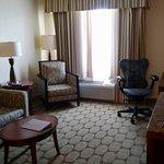 Living room of King Evolution Suite.