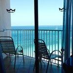 balcony chair/table
