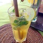 Basil lemonade, oh my!