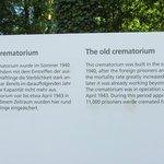 The old crematorium.