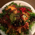 Santa Fe Salad.  Real tasty!