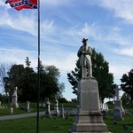 Monument for fallin unnamed confederate soilders.
