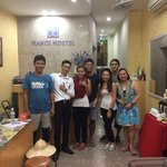 Nice time with Guests from Manila, Philip