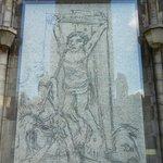 St Nikolai Memorial.