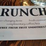 Sunday brunch special, Horfrost  |  190 A River Road, Portage la Prairie, Manitoba R1N 3V6, Cana