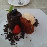 Chocolat mousse cake,yummy