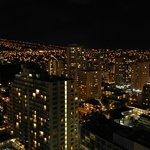 ラナイから市街地を撮影