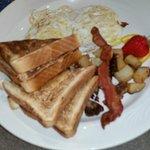 Breakfast special, Jolly Frier Restaurant  |  112 Marion St, Winnipeg, Manitoba, Canada