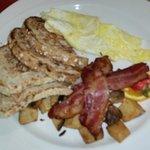 Wonderful Breakfast special, great price, perfect waitress, Jolly Frier Restaurant  |  112 Mario