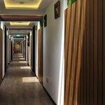 2nd level corridor
