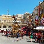 Gozo, festa di San Giorgio