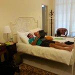 Our comfortable superior Dble room @Rumah Putih B&B