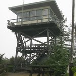 Bald Knob Lookout Tower