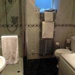 Mews bathroom