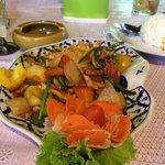 Best thai, Chicken cashew nuts