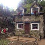 Snow whites house.