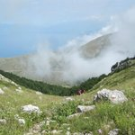 Hiking in Galicica National Park