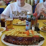 Ribs to die for.....loved it here.