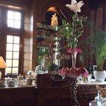 Le délicieux salon de thé