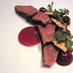 9th Anniversary Tasting Menu 3rd course: Liberty Farms Duck Breast