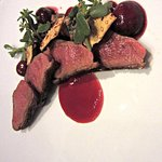 9th Anniversary Tasting Menu 3rd course: Liberty Farms Duck Breast